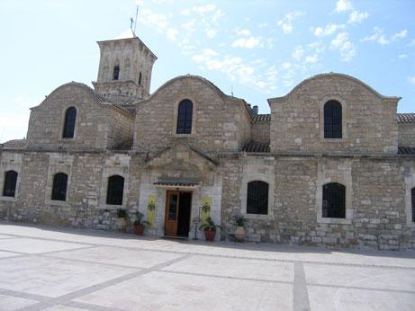 Εκκλησία Αγίου Λαζάρου, Λάρνακα