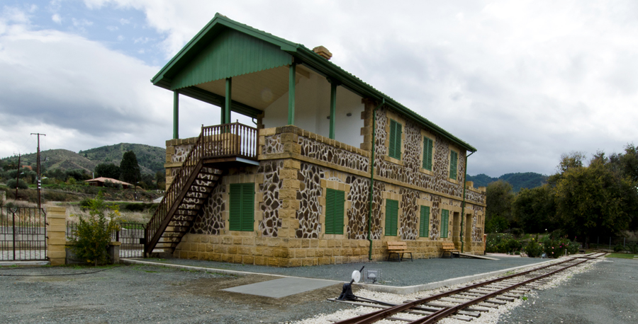 The Cyprus Railways Museum