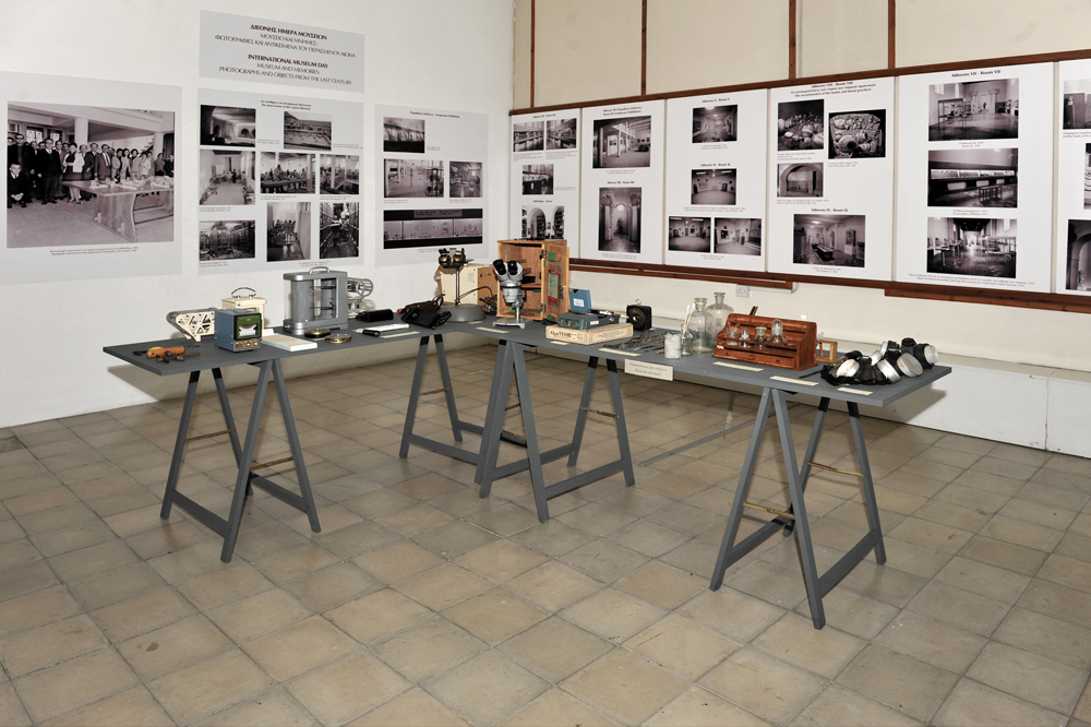 "18 May 2011: Exhibition ""Museum and Memories: Objects and photographs from the last century"""