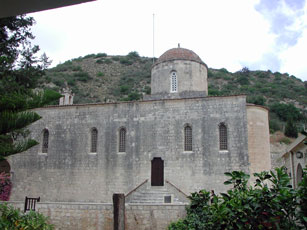 The Monastery of Agios Neophytos