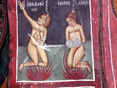 Church of Panagia (Our Lady) tis Asinou, Nikitari: Wall paintings