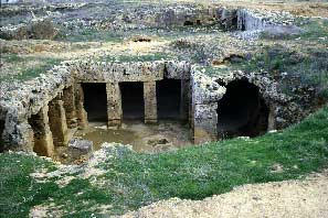 Pafos: Tombs of the Kings