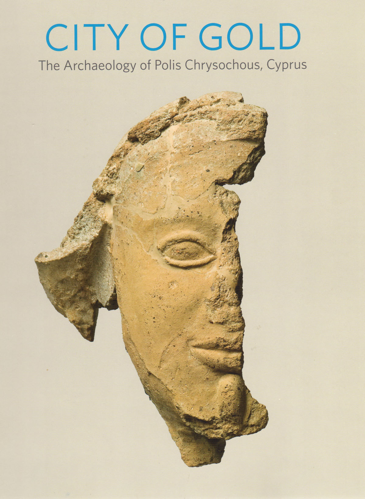"""City of Gold: Tomb and Temple in Ancient Cyprus"", Princeton University Art Museum: Catalogue"
